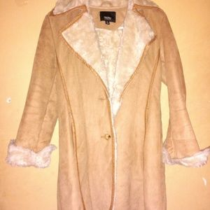 Mossimo suede jacket